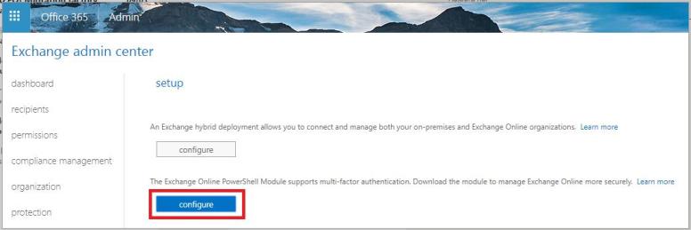 Install Exchange Online PowerShell